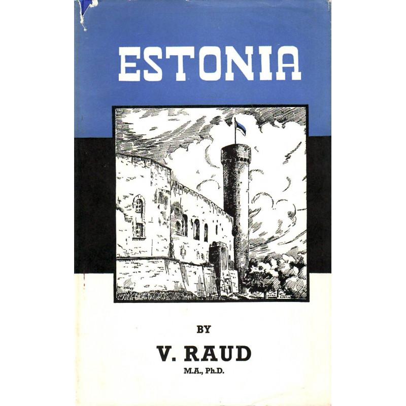 Estonia : a reference book