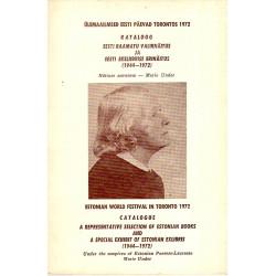 Ülemaailmsed Eesti Päevad  Torontos 1972