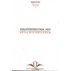 Ajalookirjutaja aeg : Aetas historicorum
