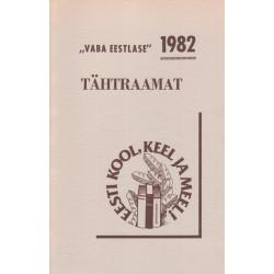 Vaba Eestlase Tähtraamat 1979