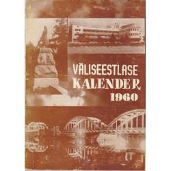 Väliseestlase kalender 1960