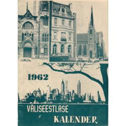 Väliseestlase kalender 1962
