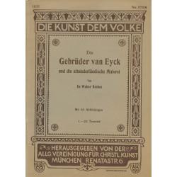 Die Gebrüder van Eyck und die altniederländische Malerei