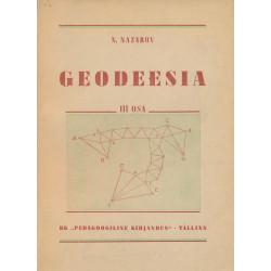 Geodeesia. II osa