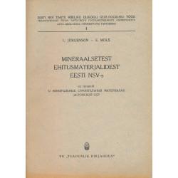 Mineraalsetest ehitusmaterjalidest Eesti NSV-s