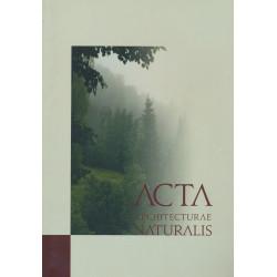 PealkiriActa architecturae naturalis : Maastikuarhitektuurseid uurimusi. 3. vihik