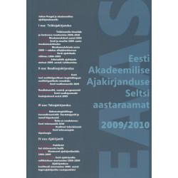 Eesti Akadeemilise Ajakirjanduse Seltsi aastaraamat 2009/2010