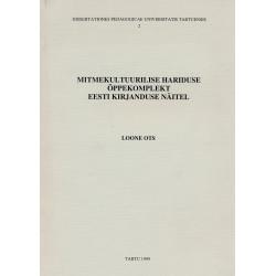 Mitmekultuurilise hariduse õppekomplekt eesti kirjanduse näitel