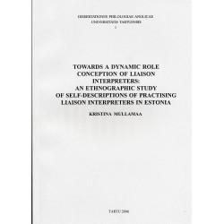 Towards a dynamic role conception of liaison interpreters